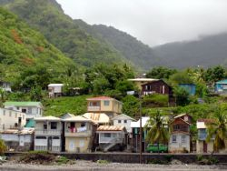 Town of Dominica.... by Kelly N. Saunders 